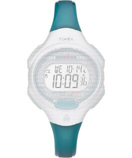 Replacement 12mm Resin Strap for Ironman Essential 10 Mid-Size TW5M10100 Blue large