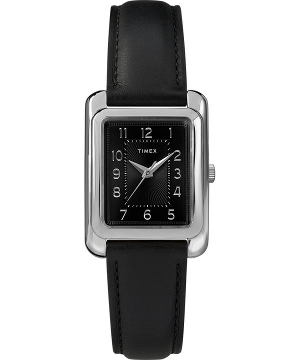 Meriden 25mm Leather Strap Watch  large