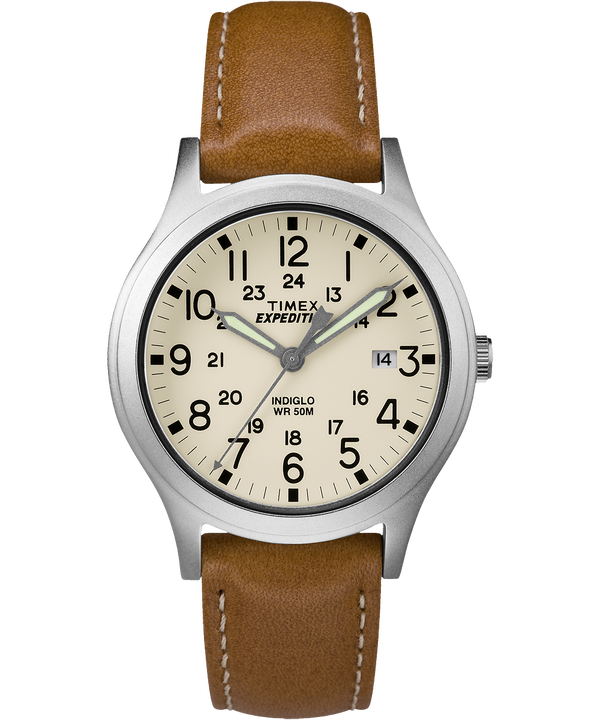 Expedition Acadia Midsize 36mm Leather Watch  large