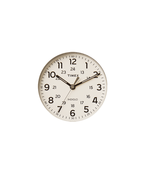 Cream Dial / Silver-tone Second Hand  large