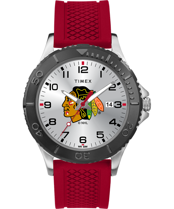Gamer Red Chicago Blackhawks  large
