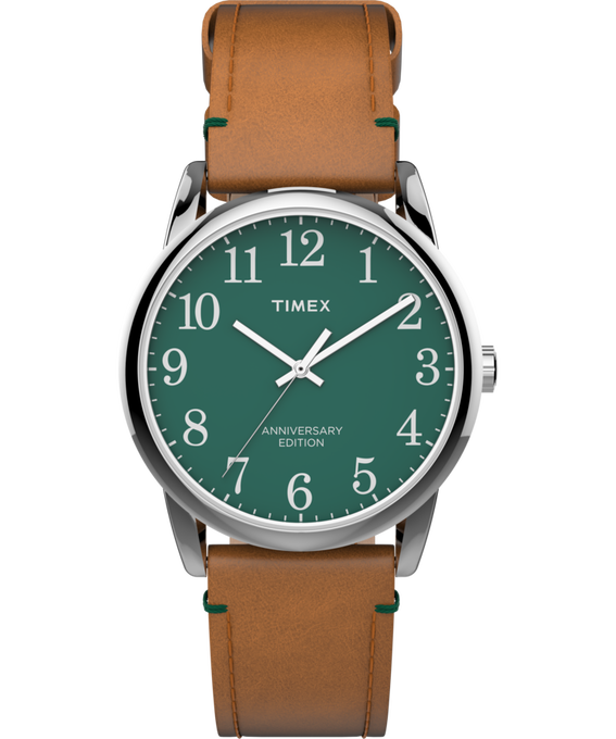Easy Reader 40th Anniversary Special Edition 38mm Leather Watch