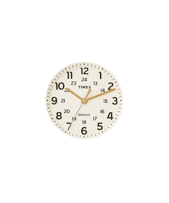 Cream Dial / Gold-tone Second Hand  large