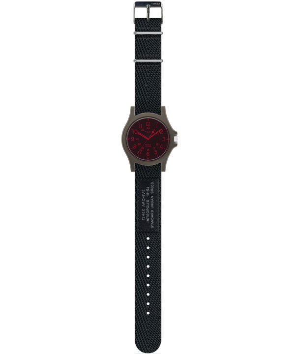 Acadia 40mm Fabric Strap Watch  large