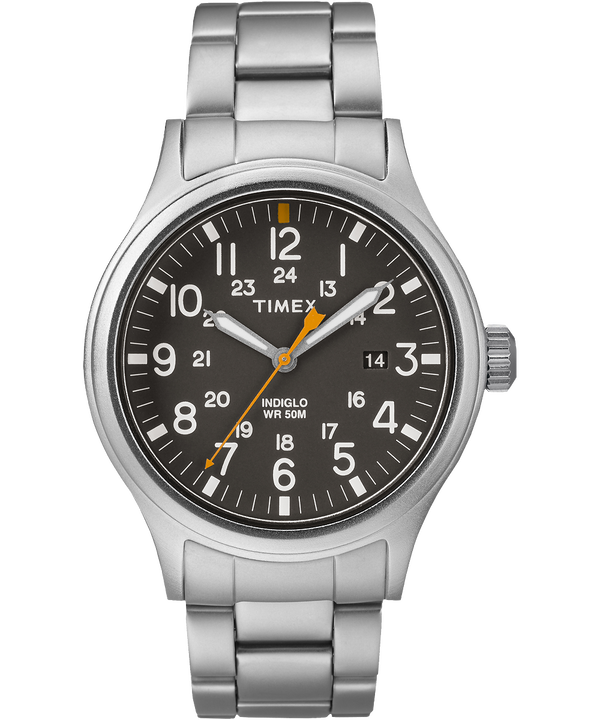 Allied 40mm Stainless Steel Watch  large