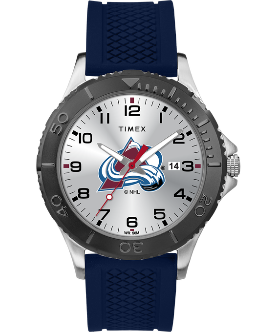 Gamer Blue Colorado Avalanche  large