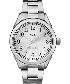 Briarwood Terrace 40mm Stainless Steel Watch Silver-Tone large
