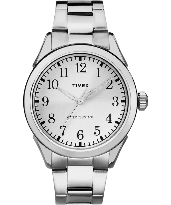 Briarwood Terrace 40mm Bracelet Watch Silver-Tone large