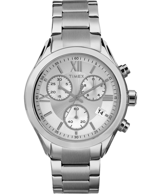 Miami Chronograph 38mm Stainless Steel Watch  large