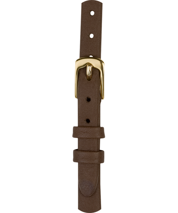 9mm Leather Strap Brown large