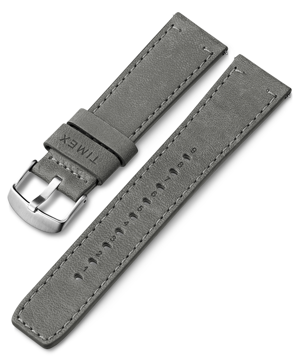 22mm Quick Release Leather Strap  large