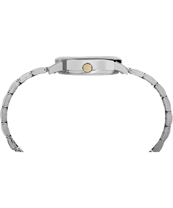 Easy Reader 30mm Bracelet Watch Two-Tone/White large