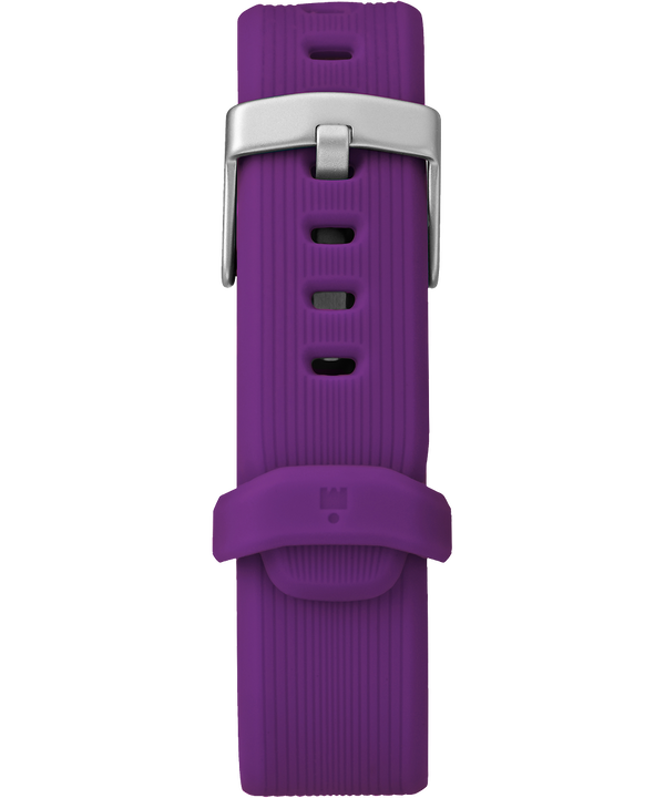 21mm Silicone Strap Purple large