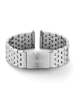 18mm Quick Release Stainless Steel Bracelet Stainless-Steel large