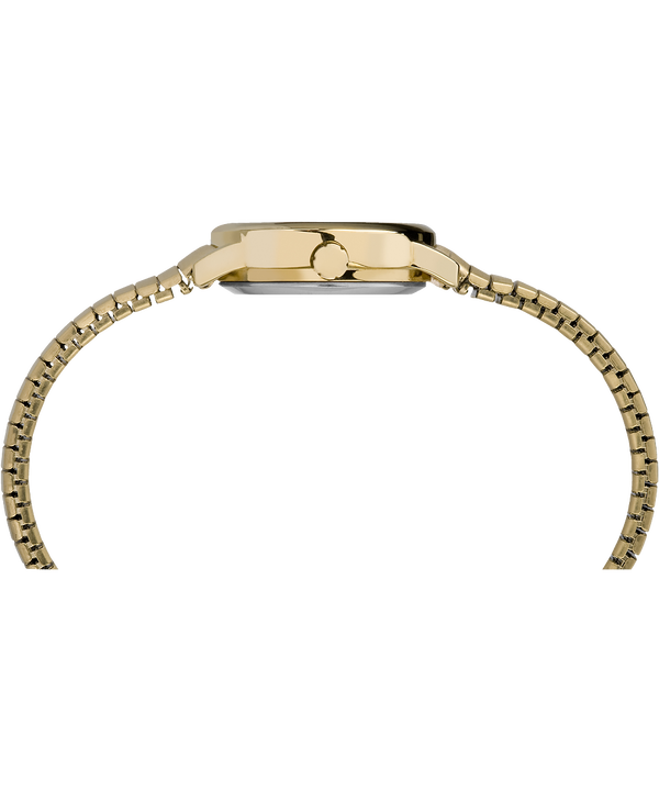 Easy Reader 25mm Bracelet Watch Gold-Tone/White large