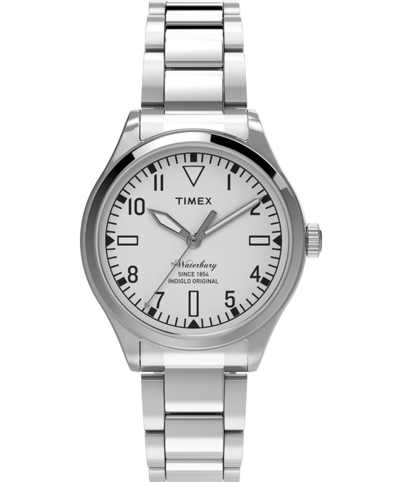 Waterbury Traditional 38mm Stainless Steel Watch  large