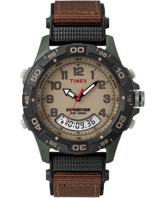 Expedition 39mm Nylon Strap Watch  large