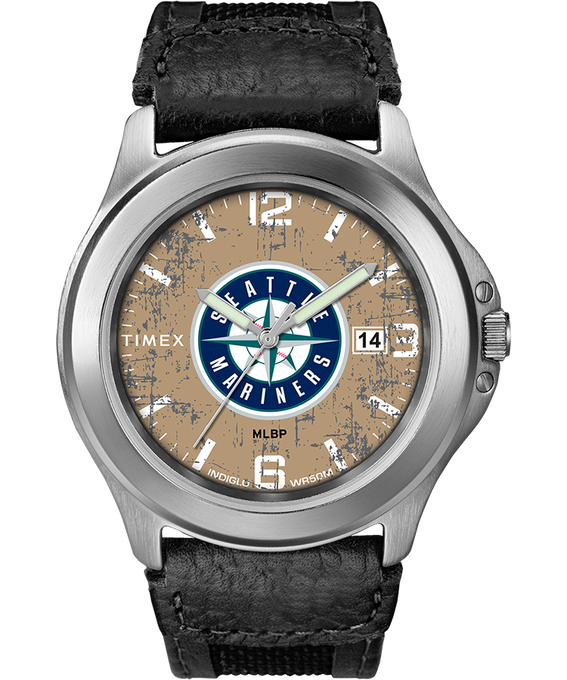 Old School Seattle Mariners  large