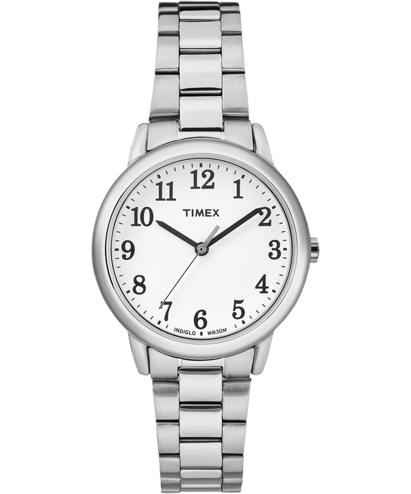 Easy Reader 30mm Stainless Steel Watch  large