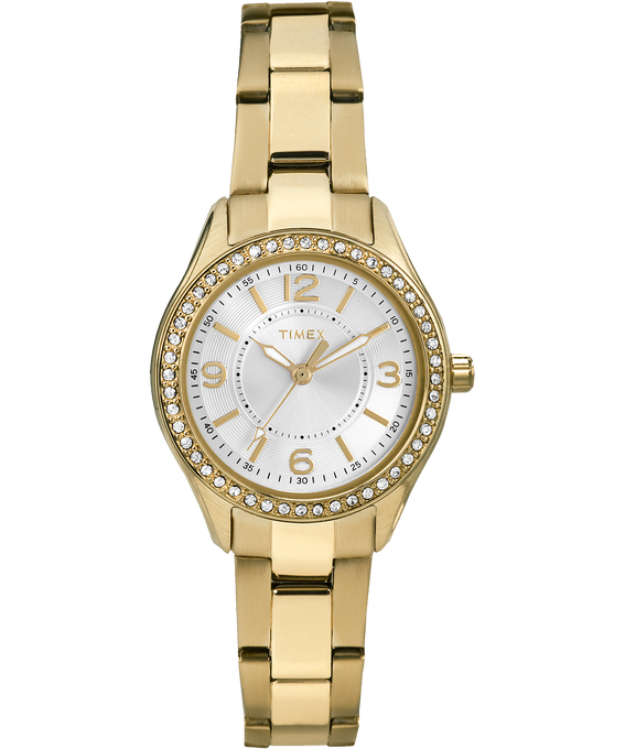 Miami Mini 30mm Stainless Steel Watch Gold-Tone/White large
