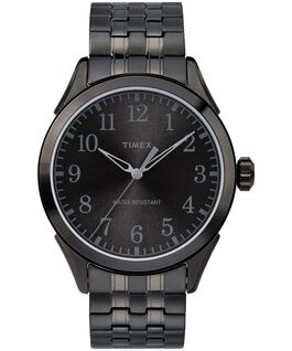 Briarwood 40mm Stainless Steel Watch Black large