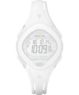 Replacement 16mm Resin Strap for Ironman Sleek 30 Mid Size White large
