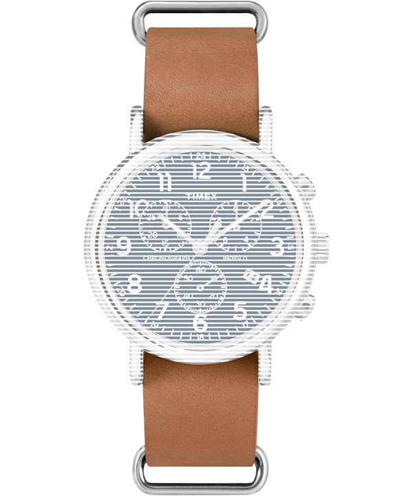 Replacement Strap for Weekender® Chronograph Tan large
