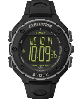 Expedition Shock XL 50mm Resin Strap Black/Gray large